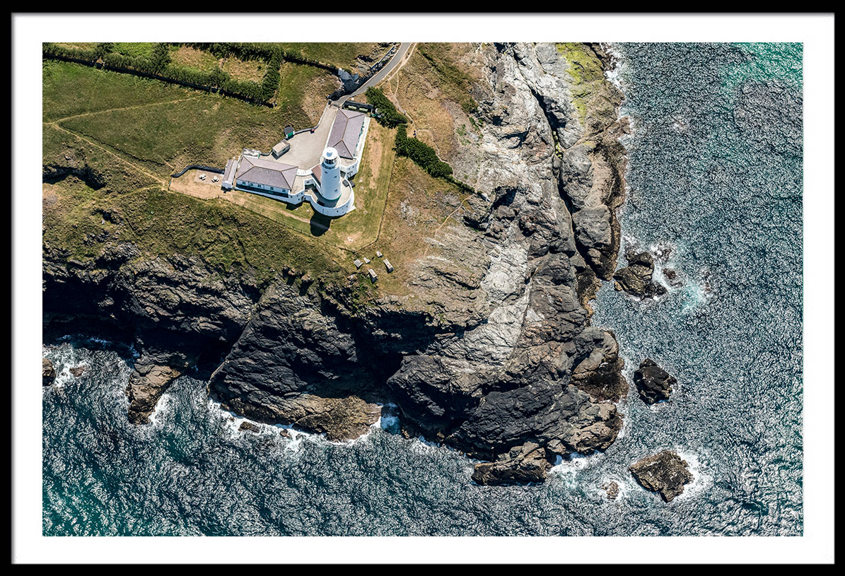Trevose Lighthouse.